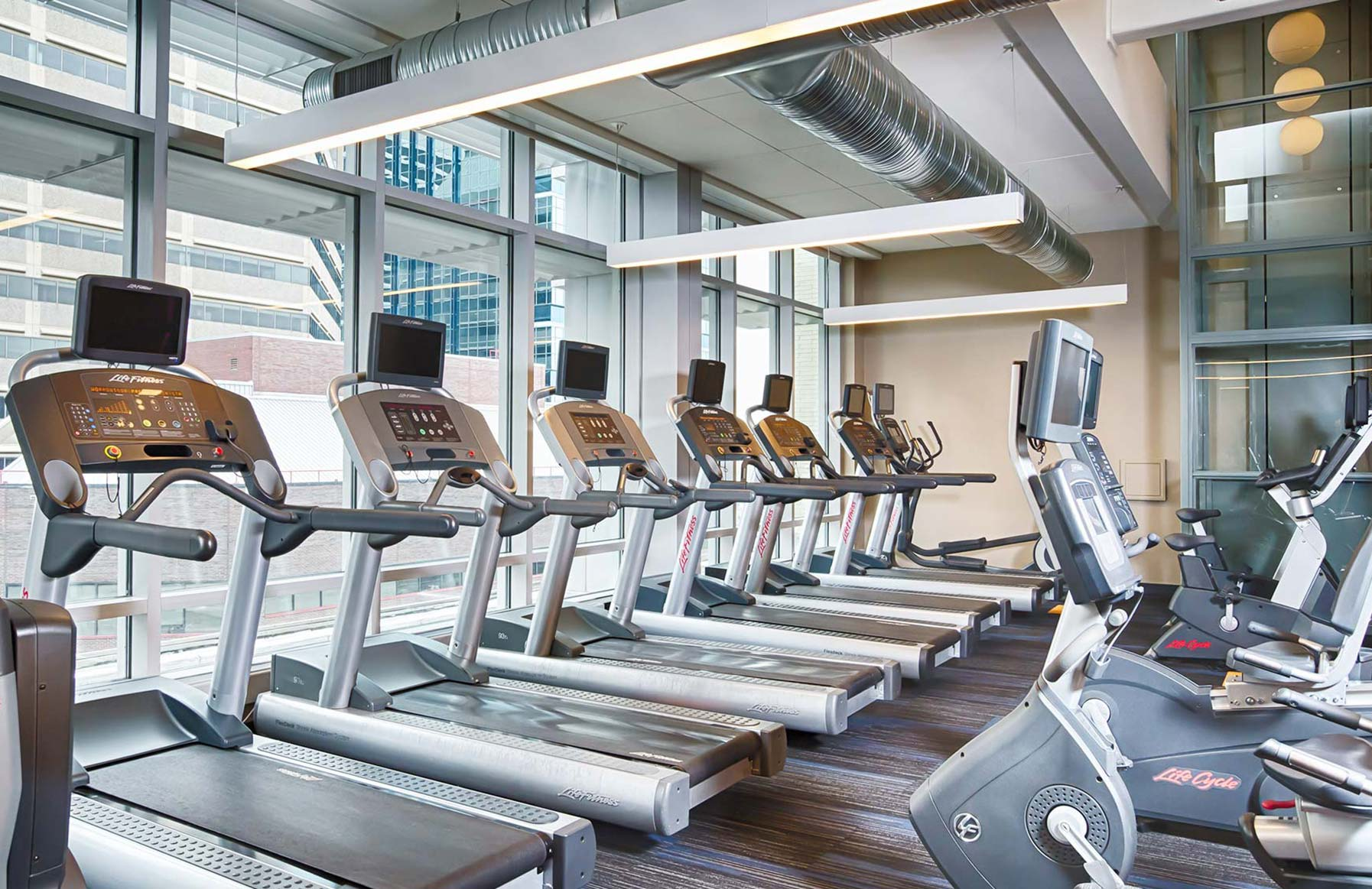 The Sterling Apartment Homes - Philadelphia, PA - Fitness Center