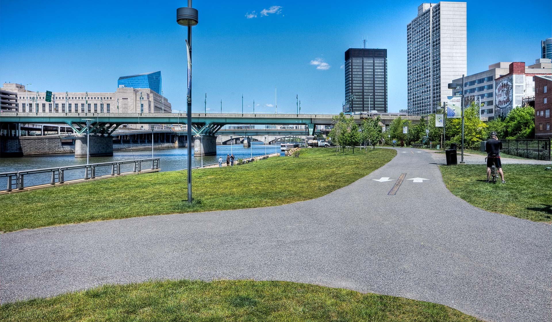 The Sterling Apartment Homes - Philadelphia, PA - Schuylkill River Banks