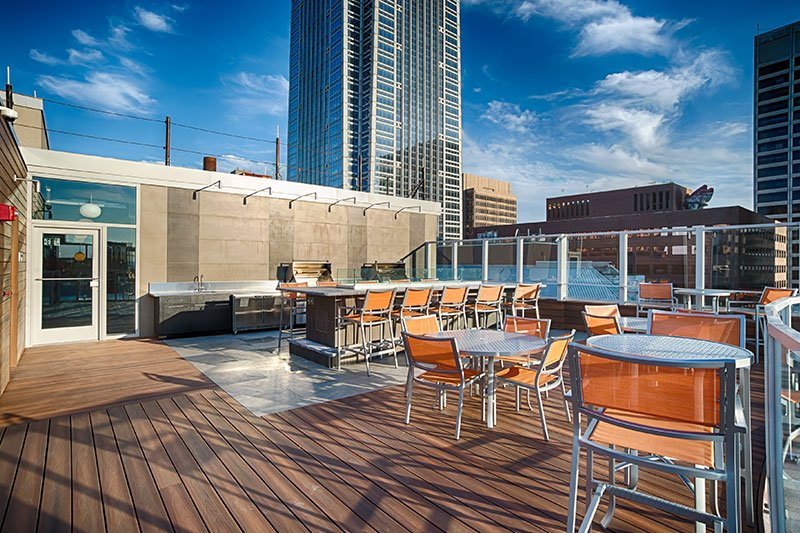 Rooftop Social Deck: View Photo