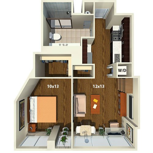 The Sterling Apartment Homes | Philadelphia, PA | Floor Plans